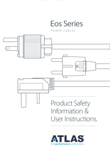 Eos cable guide