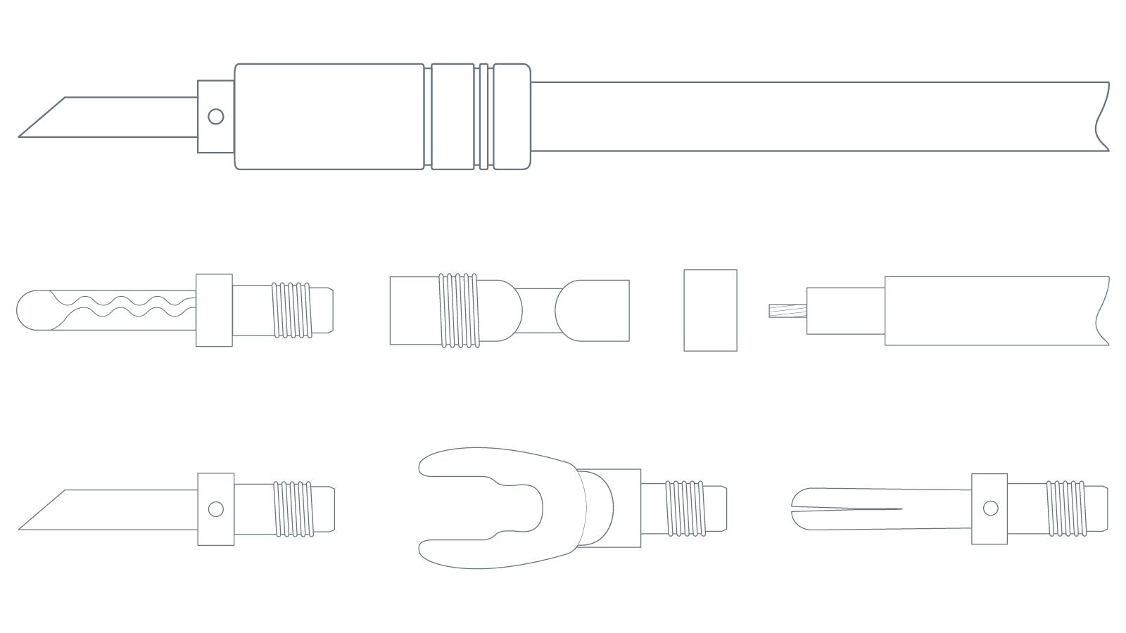 Cable Connectors | Design & Technology | Atlas Cables